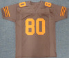 Cleveland Browns Jarvis Landry Autographed Brown Jersey Beckett BAS Stock #159186