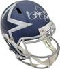 Ezekiel Elliott Autographed Dallas Cowboys AMP Full Size Speed Replica Helmet Beckett BAS Stock #159548