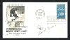 David Jenkins Autographed First Day Cover 1960 Olympics SKU #159569