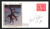 David Jenkins Autographed First Day Cover 1960 Olympics SKU #159588
