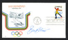 Brian Noitano Autographed First Day Cover Olympic Figure Skater SKU #159640