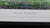 Seattle Seahawks Centurylink Field Unsigned Framed Panoramic Photo Stock #165125
