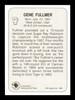 Gene Fullmer Autographed 1991 All World Card #83 SKU #167210