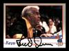 Lou Duva Autographed 1991 Kayo Card #199 Trainer SKU #167223