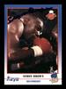 Simon Brown Autographed 1991 Kayo Card #42 SKU #167231