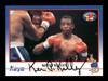 Kevin Kelley Autographed 1991 Kayo Card #9 SKU #167245