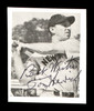 """Tommy Henrich Autographed 1978 Bowman 1948 Bowman Reprint Rookie Card #19 New York Yankees """"Best Wishes"""" SKU #171589"""