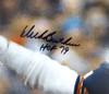 "Dick Butkus Autographed 16x20 Photo Chicago Bears ""HOF 79"" Beckett BAS Stock #178263"