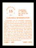 Claudell Washington Autographed 1975 SSPC Card #489 Oakland A's SKU #178729