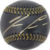 Ronald Acuna Jr. Autographed Official Black MLB Baseball Atlanta Braves Beckett BAS Stock #178982