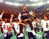 Mike Ditka Autographed 8x10 Photo Chicago Bears Super Bowl XX Champions Beckett BAS Stock #179010