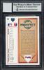 Chipper Jones Autographed 1991 Upper Deck Rookie Card #55 Atlanta Braves Auto Grade Gem Mint 10 Beckett BAS Stock #181878