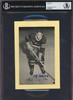 Alf Pike Autographed 1944-63 Beehive Group 2 5.5x8 Photo New York Rangers Beckett BAS #12487154