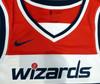 Washington Wizards John Wall Autographed White Nike Swingman Jersey Size XL Beckett BAS Stock #182244