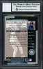 Ichiro Suzuki Autographed 2001 Upper Deck MVP Rookie Card #60 Seattle Mariners Auto Grade 10 Beckett BAS Stock #182375