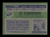Ed Staniowski Autographed 1976-77 Topps Rookie Card #104 St. Louis Blues SKU #183159