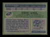 Eric Vail Autographed 1976-77 Topps Card #51 Atlanta Flames SKU #183167