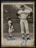 Paul Blair & Dick Bosman Autographed 8x11 AP Photo SKU #185492
