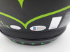 """Russell Wilson & DK D.K. Metcalf Autographed Seattle Seahawks Eclipse Black Full Size Speed Authentic Helmet """"Let Russ Cook!"""" LE #/12 RW Holo & Beckett BAS Stock #185359"""
