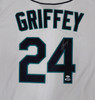 Seattle Mariners Ken Griffey Jr. Autographed White Nike Jersey Size XL Beckett BAS & MCS Holo Stock #185668