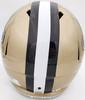 Drew Brees Autographed New Orleans Saints Full Size Speed Replica Helmet Beckett BAS Stock #185735