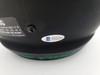"LaDainian Tomlinson Autographed New York Jets Black Eclipse Full Size Speed Replica Helmet ""HOF 17"" Beckett BAS Stock #185782"