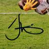 Tyreek Hill Autographed 16x20 Photo Kansas City Chiefs Backflip Beckett BAS Stock #185898