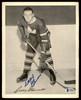 Wally Stanowski Autographed 1945-54 Quaker Oats 8x10 Photo Toronto Maple Leafs Beckett BAS #Y92520