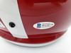 Devonta Smith Autographed Alabama Crimson Tide Full Size Speed Replica Helmet Beckett BAS Stock #189554
