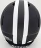 "Devonta Smith Autographed Alabama Crimson Tide Eclipse Black Full Size Speed Replica Helmet ""Heisman 2020"" Beckett BAS Stock #189557"