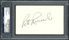 Pete Runnels Autographed 3x5 Index Card Boston Red Sox PSA/DNA #83862388