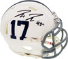 Pat Freiermuth Autographed Penn State Nittany Lions White Speed Mini Helmet Beckett BAS Stock #191112