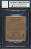 Chipper Jones Autographed 2006 Bowman Heritage Mini Card #16 Atlanta Braves Auto Grade Gem Mint 10 Beckett BAS #12745380