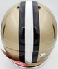 """Drew Brees Autographed New Orleans Saints Full Size Authentic Speed Helmet """"571 Passing TD's"""" Beckett BAS Stock #193500"""