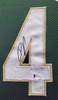 Milwaukee Bucks Giannis Antetokounmpo Autographed Framed Green Jersey Beckett BAS Stock #193889