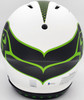 """Russell Wilson Autographed Seattle Seahawks White Lunar Eclipse Full Size Authentic Speed Helmet """"SB XLVIII Champs"""" RW Holo & Beckett BAS Stock #194031"""
