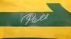 CBD Brazil Pele Autographed Yellow Jersey Beckett BAS Stock #194362