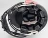 Zach Wilson Autographed New York Jets Lunar Eclipse White Full Size Authentic Speed Helmet Beckett BAS QR Stock #194729