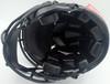 Trey Lance Autographed San Francisco 49ers Eclipse Black Full Size Speed Authentic Helmet (Smudged) Beckett BAS QR #WL62101