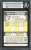 Dennis Rodman Autographed 1990-91 Fleer Card #59 Detroit Pistons Beckett BAS #13019386