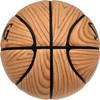 Damian Lillard Autographed Official Spalding Portland Trail Blazers Wood Logo Basketball Beckett BAS Stock #195277
