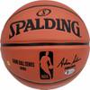 Damian Lillard Autographed Official Spalding Indoor/Outdoor Logo Basketball Portland Trail Blazers Beckett BAS Stock #195279