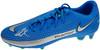 Mason Mount Autographed Blue Nike Phantom Cleat Shoe Chelsea F.C. Size 9.5 Beckett BAS Stock #196465