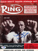 Carmen Basilio Autographed The Ring Magazine Cover PSA/DNA #S47303
