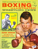 Ingemar Johansson & Tom McNeeley Autographed Boxing Illustrated Magazine Cover PSA/DNA #S47544