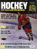 Henri Richard Autographed Hockey Illustrated Magazine Cover Montreal Canadiens PSA/DNA #U93583