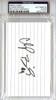 Champ Bailey Autographed 3x5 Index Card Denver Broncos Vintage Rookie Era PSA/DNA #83721307