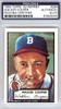 Walker Cooper Autographed 1952 Topps Reprint Card #294 Boston Braves PSA/DNA #83826295