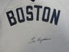 Tex Hughson Autographed Boston Red Sox Jersey PSA/DNA #W07517