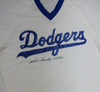 "Walt Walter ""Smokey"" Alston Autographed Dodgers Jersey PSA/DNA #W07513"